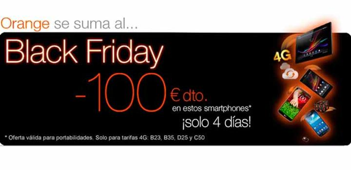 Black Friday de Orange.