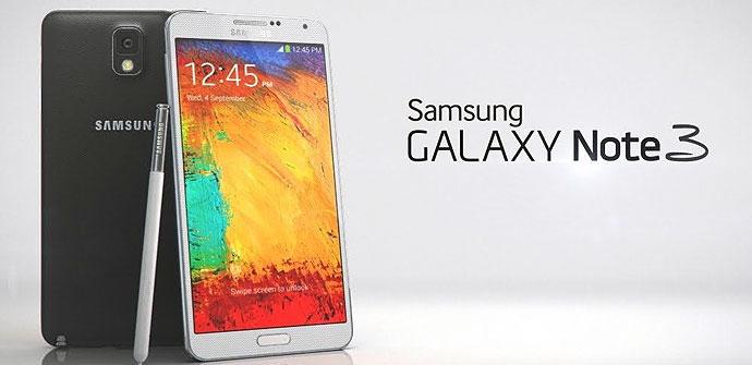 Samsung Galaxy Note 3 Experience