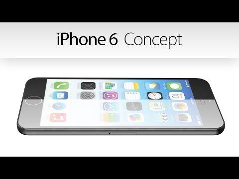 Video thumbnail for youtube video iPhone 6 en una nueva imagen conceptual con display de 4.4 pulgadas