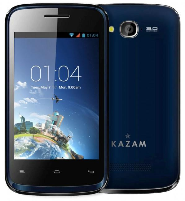 Kazam Trooper x3.5 vista frontal y trasera