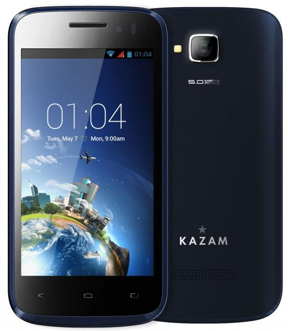 Kazam Trooper x4.0 vista frontal y trasera