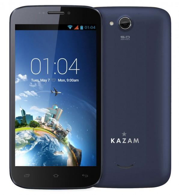 Kazam Trooper x5.0 vista frontal