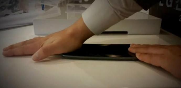 LG G FLEX flexible