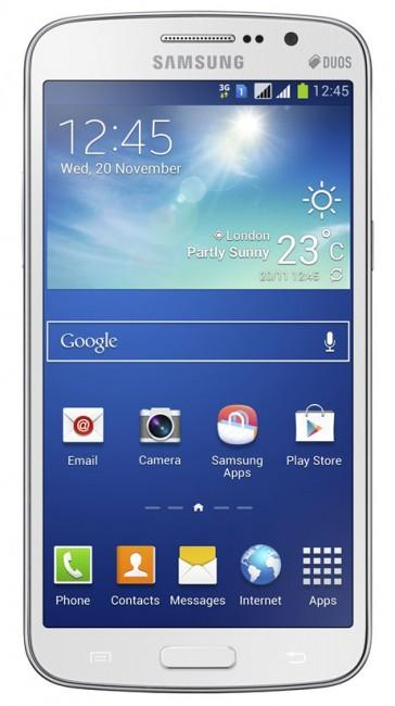 Samsung Galaxy Grand 2 vista frontal
