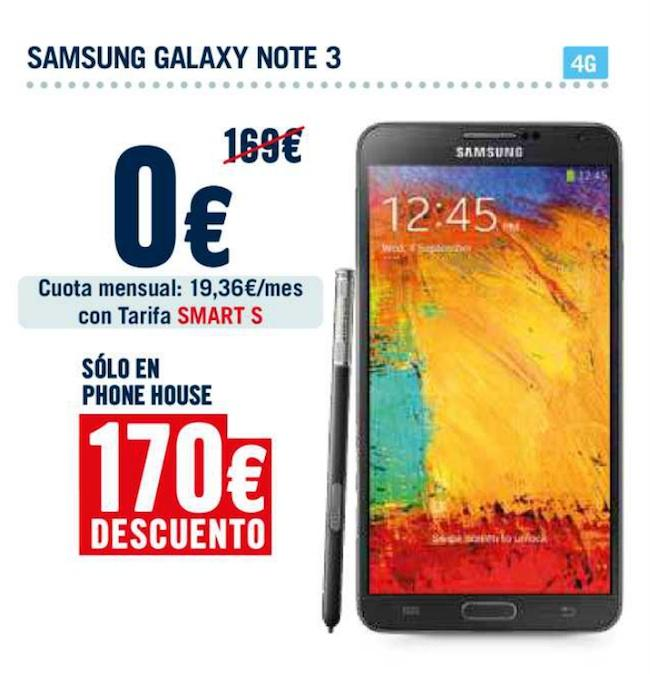 Galaxy Note 3 Vodafone-PhoneHouse