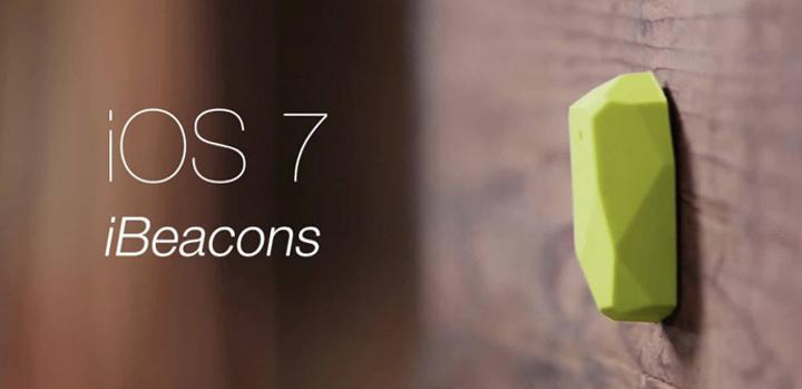 iBeacon, la nueva tecnología introducida por Apple en iOS 7.