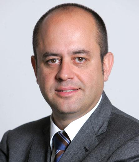 Isidro Moreno director general de Sony