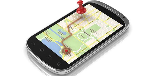 cuerpo android gps