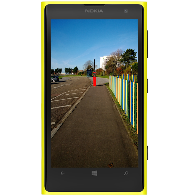 curso lumia vertical