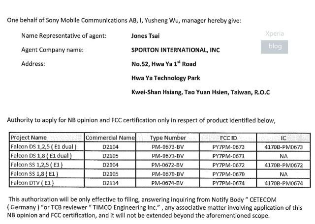 Xperia-E1-and-Xperia-E1-dual-FCC