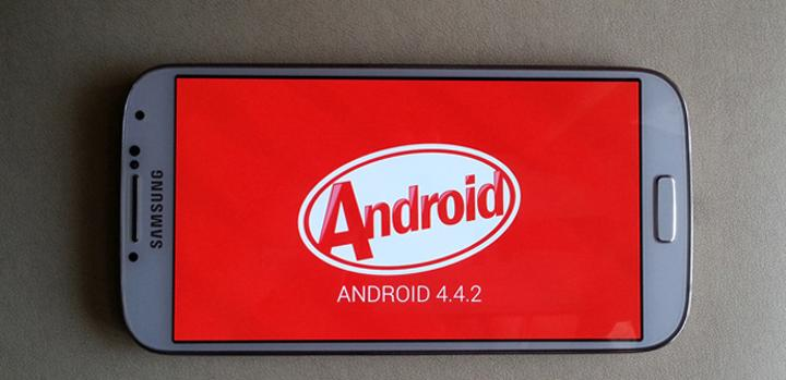 android 4.4.2 kitkat Galaxy S4 AP