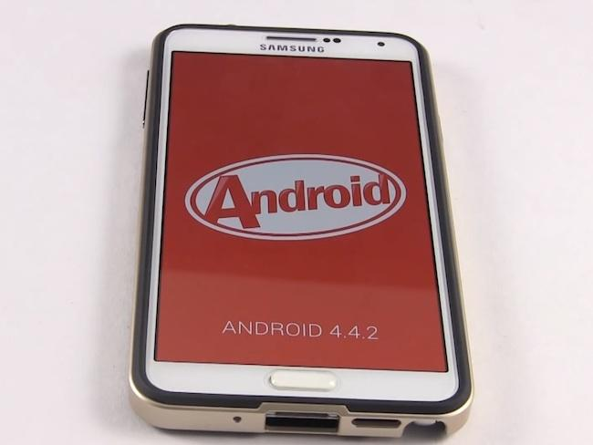 android kitkat galaxy