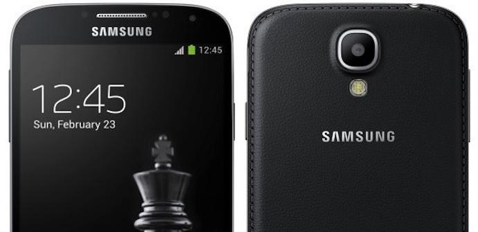 carcasa samsung galaxy s4 black edition