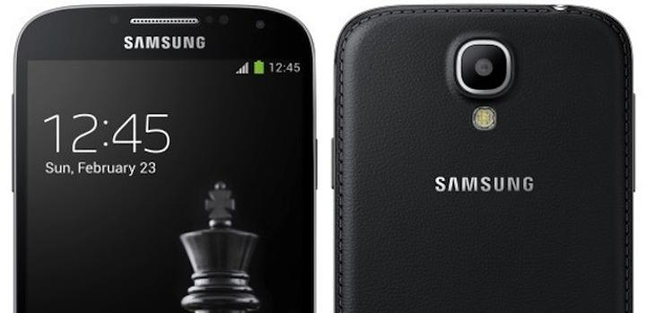 galaxy s4 black edition AP