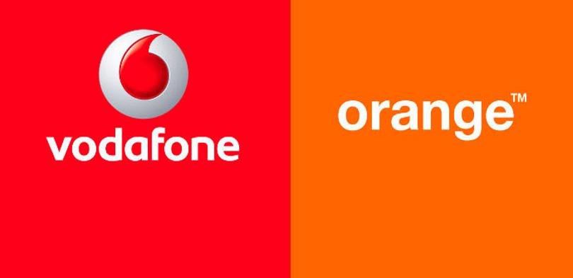 Vodafone y Orange