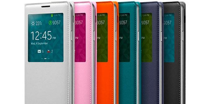 s view cover galaxy note 3