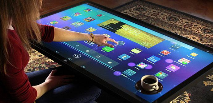 Coffee Table con Android