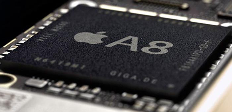 apertura procesador a8 apple