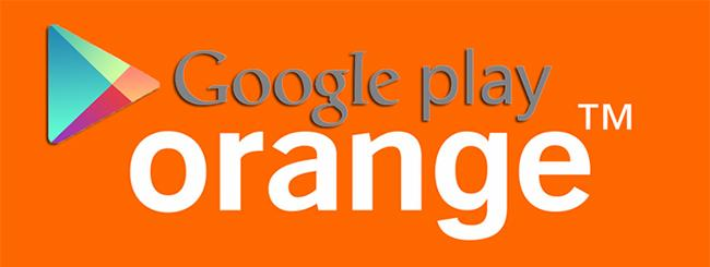 cuerpo google play store orange