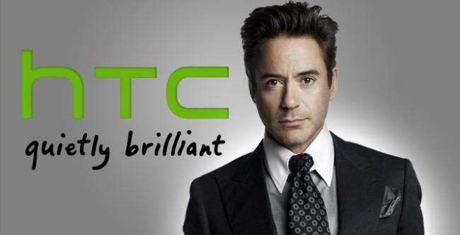 robert downey jr htc
