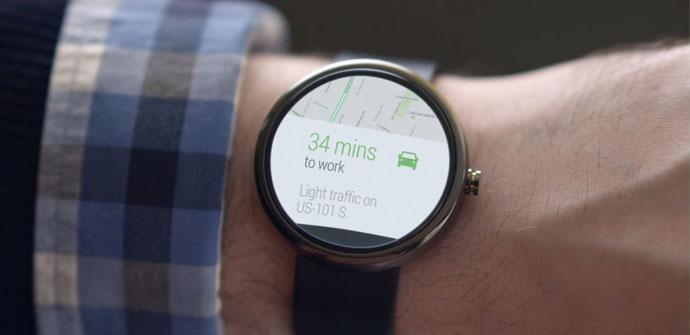 Android Wear pra smartwatches