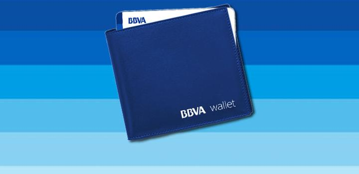 Cartera virtual del BBVA