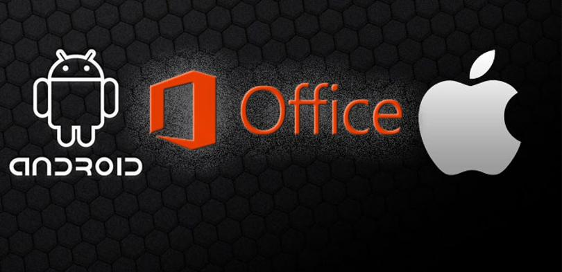 Office para Android y iPhone