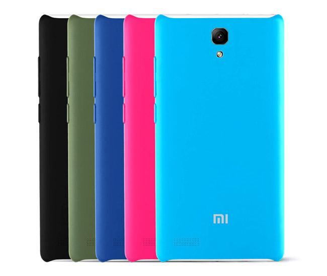 Xiaomi Redmi Note en distintos colores