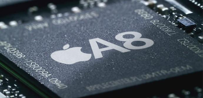 Procesador Apple A8
