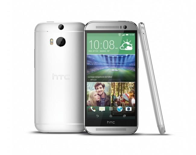 BAJA HTC ONE M8 PLATA