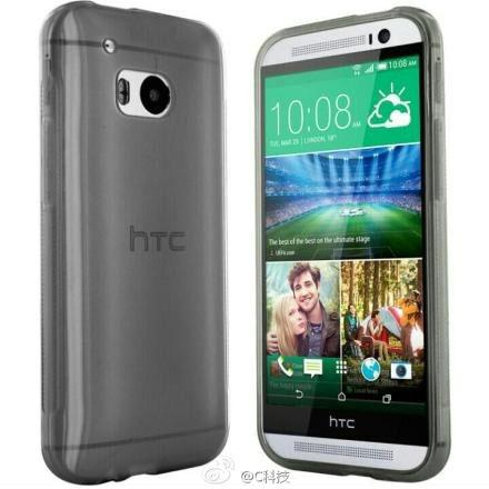 Carcasa del HTC One M8 Mini