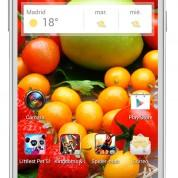 ZTE Blade L2 frontal color blanco