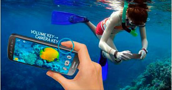 Aqua Capture en el Samsung Galaxy Note 4