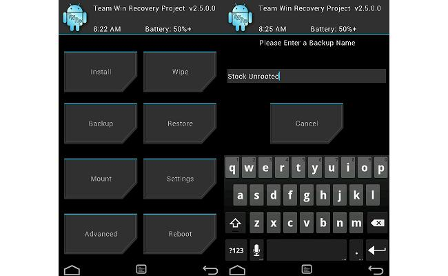 TWRP OnePlus One Oficial