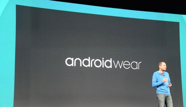 Version Android Wear