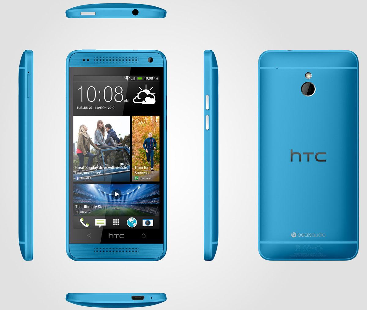 Htc One Mini Colors HTC One Mini 2 : carac...
