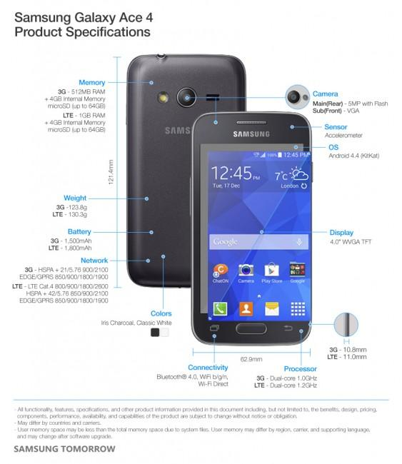 Samsung-Galaxy-Ace-4-Product-Specifications