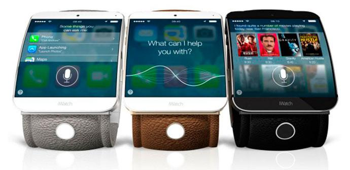 Versiones del iWatch