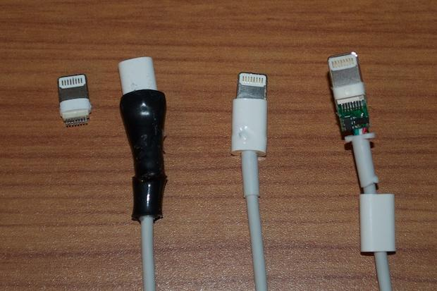 cable iphone roto