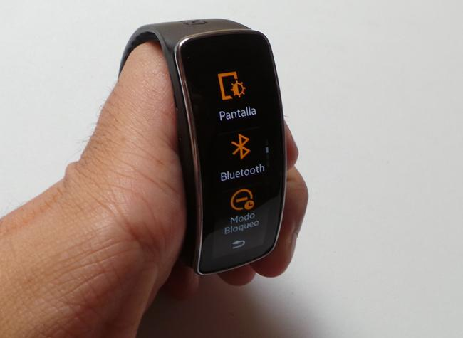 Pulsera inteligente Samsung Gear Fit