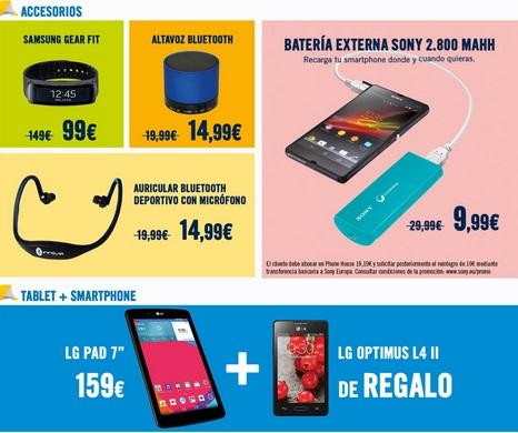 Accesorios The Phone House