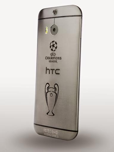 HTC UEFA Champions League Trophy