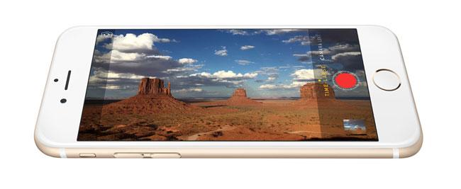 Funcion Time Lapse del iPhone 6