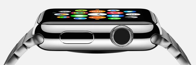 Corona del Apple Watch