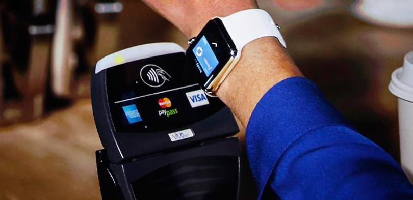 apple pay con apple watch