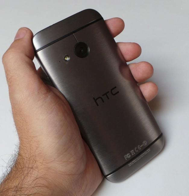 Parte trasera del HTC One Mini 2
