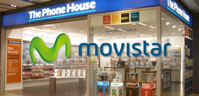 movistar phone house