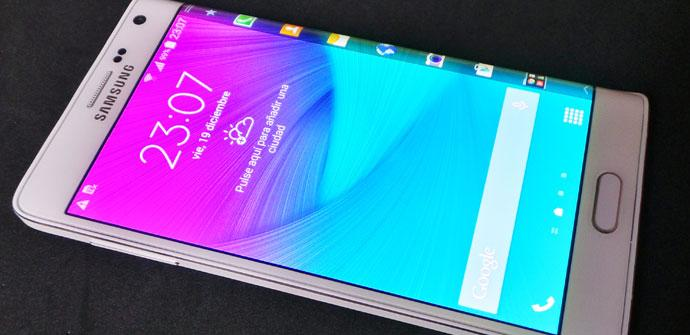 Phablet Samsung Galaxy Note Edge