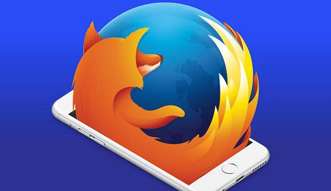 Version de Firefox para iOS