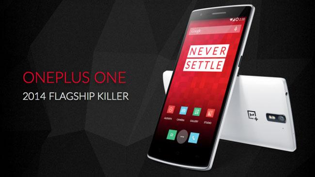 OnePlus One Blanco